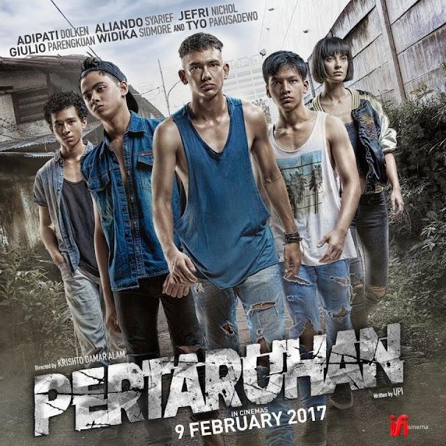 Jadwal tayang Film Terbaru Pertaruhan 2017