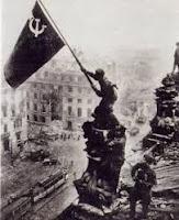 Soviéticos en el Reichstag