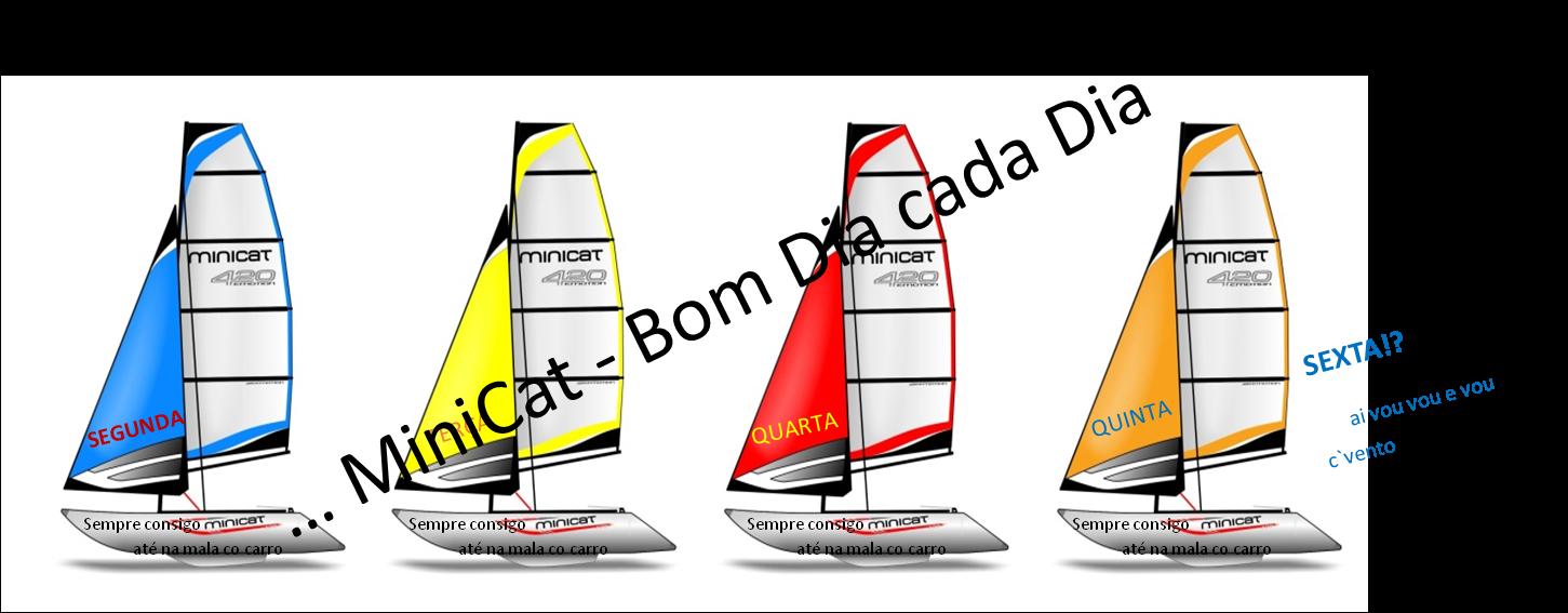 Bom Dia Cat: MiniCat Portugal: Abril 2012