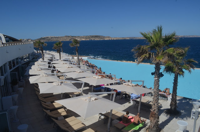 Café del Mar de Malta