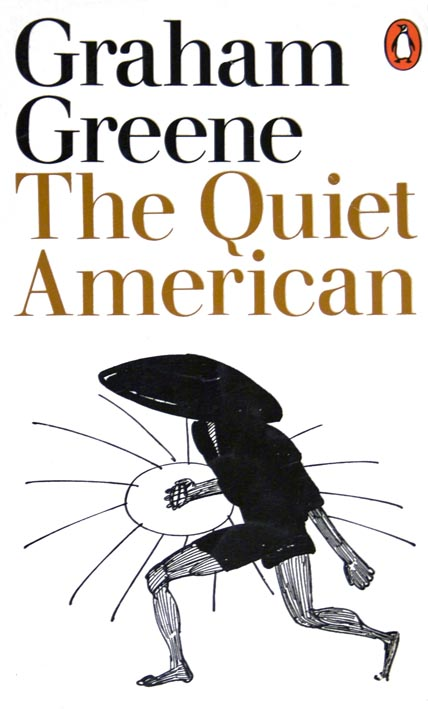 a literary analysis of the quiet american by graham greenes The quiet american  also the differences that exist between graham greene's literary universe  in the following we have provided a short analysis of the.