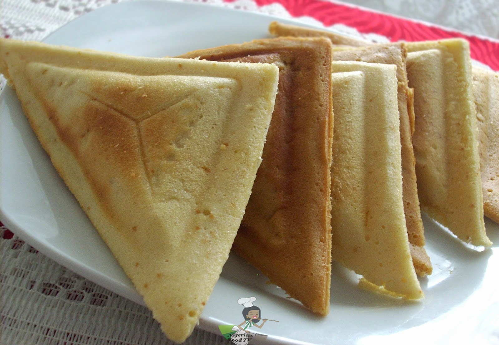 how to make Cake in a Toaster, nigerian cake, Sandwich maker pillow cake, sandwich maker recipes, sandwich toaster recipes