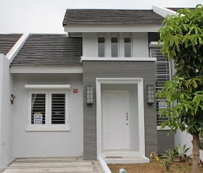 Warna Cat Rumah Minimalis Type 36  kumpulan inspirasi warna cat tembok rumah terbaru terpercaya