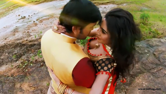 Chuye Dile Mon (2015) Bangla Movie Ft. Shuvo and Momo Full HDRip
