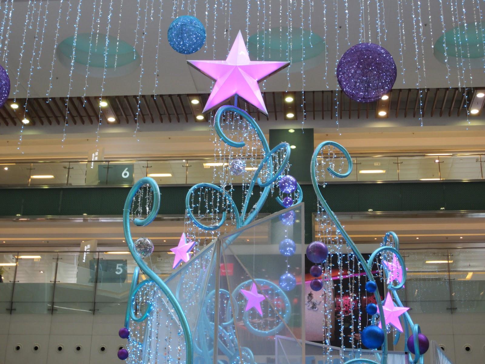 外國月亮: 最佳聖誕燈飾2012