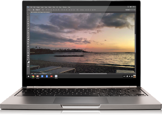 Adobe joins the Chromebook party, starting with Photoshop
