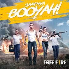 free fire pasti BOOYAH