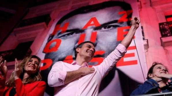 Spain Election: Socialists Win Amid Far-Right Breakthrough