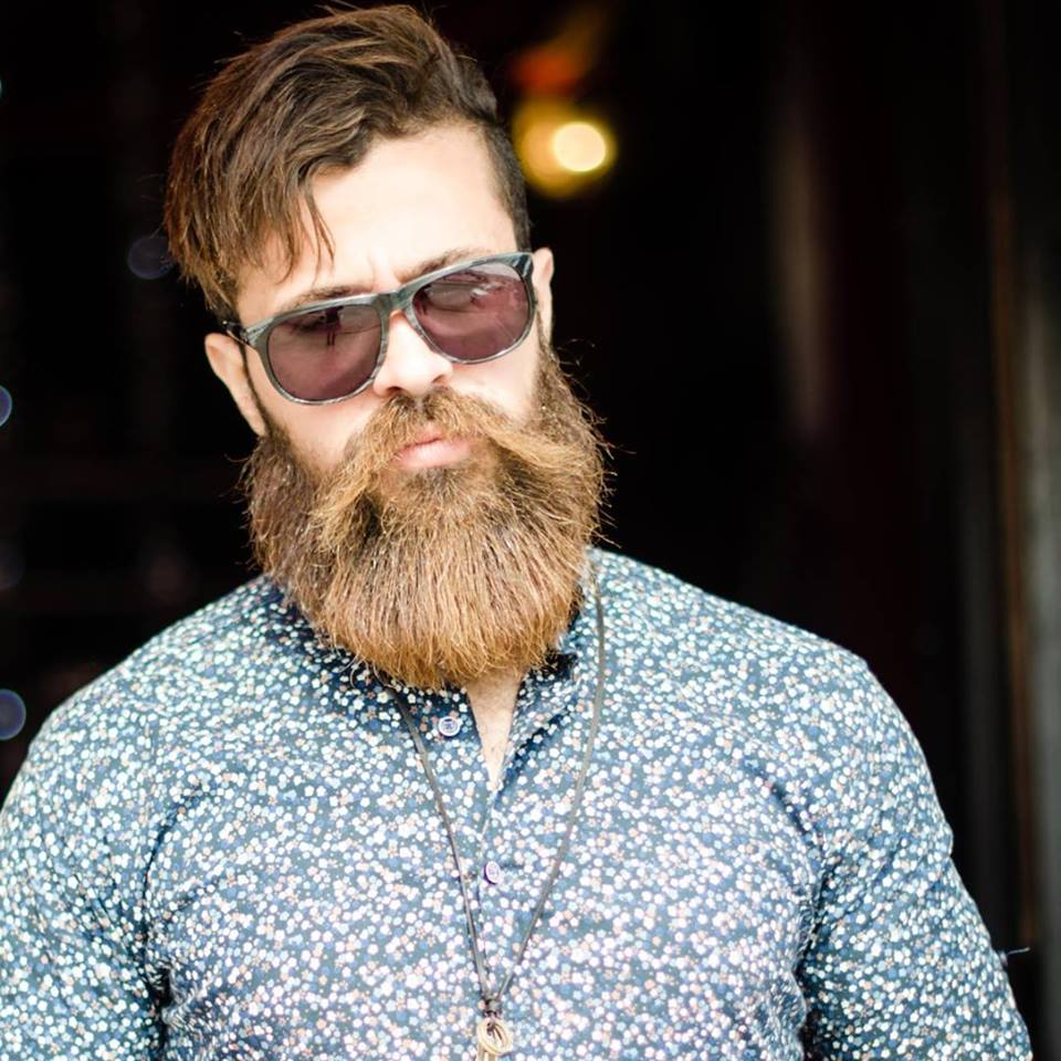 beard tricks - Magazine cover