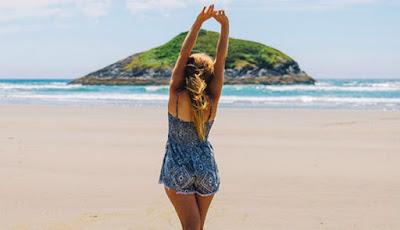 Pulau hanya untuk wanita