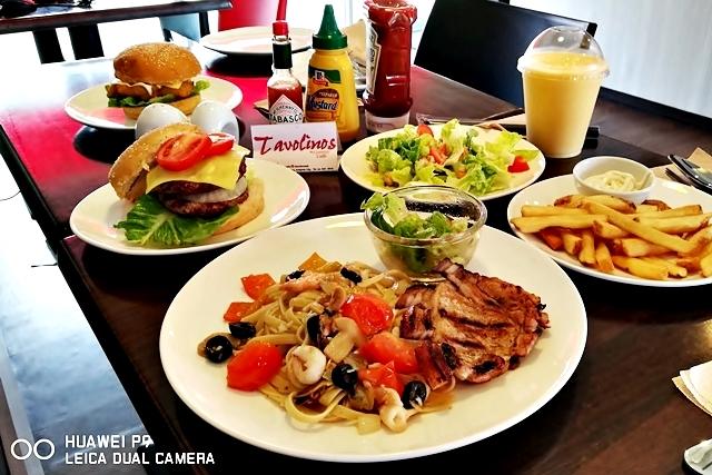 Snack at Tavolinos, Antipolo Food Trip using Huawei P9 Mobile Phone Photography YedyLicious Manila Food Blog