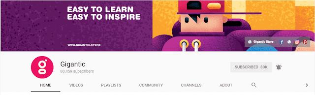 Channel Youtube untuk Belajar Desain Grafis