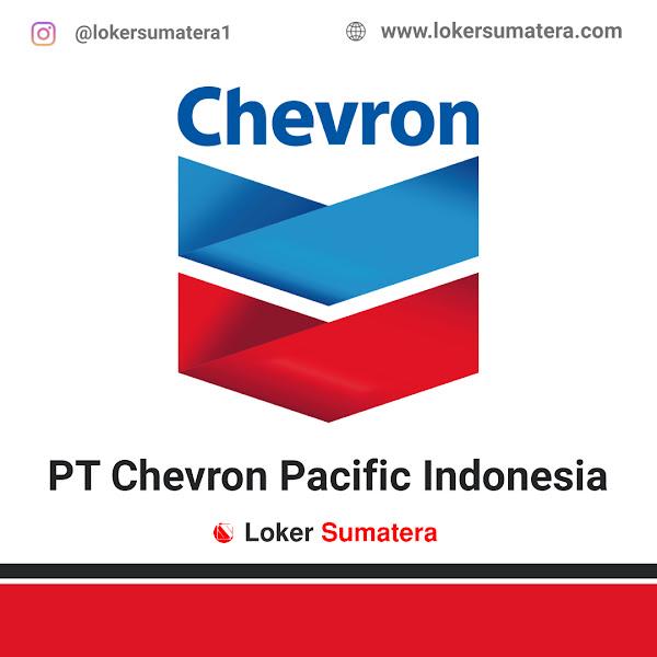 Lowongan Kerja Pekanbaru: PT Chevron Pacific Indonesia Juli 2020