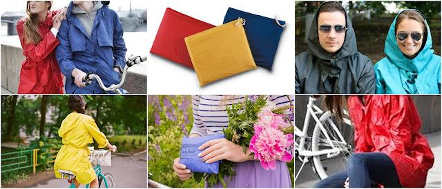 Что подарить путешественнику? идеи подарков для любителя путешествий складывающийся дождевик