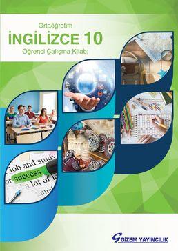 10. Sınıf İngilizceGizem Yayınları Çalışma Kitabı Cevapları