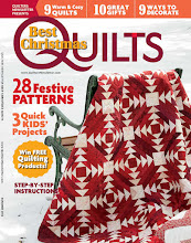 Best Christmas Quilts 2012
