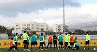 Η αποστολή των παικτών της ΑΕΚ για το αυριανό ματς με την Κέρκυρα στο ΟΑΚΑ