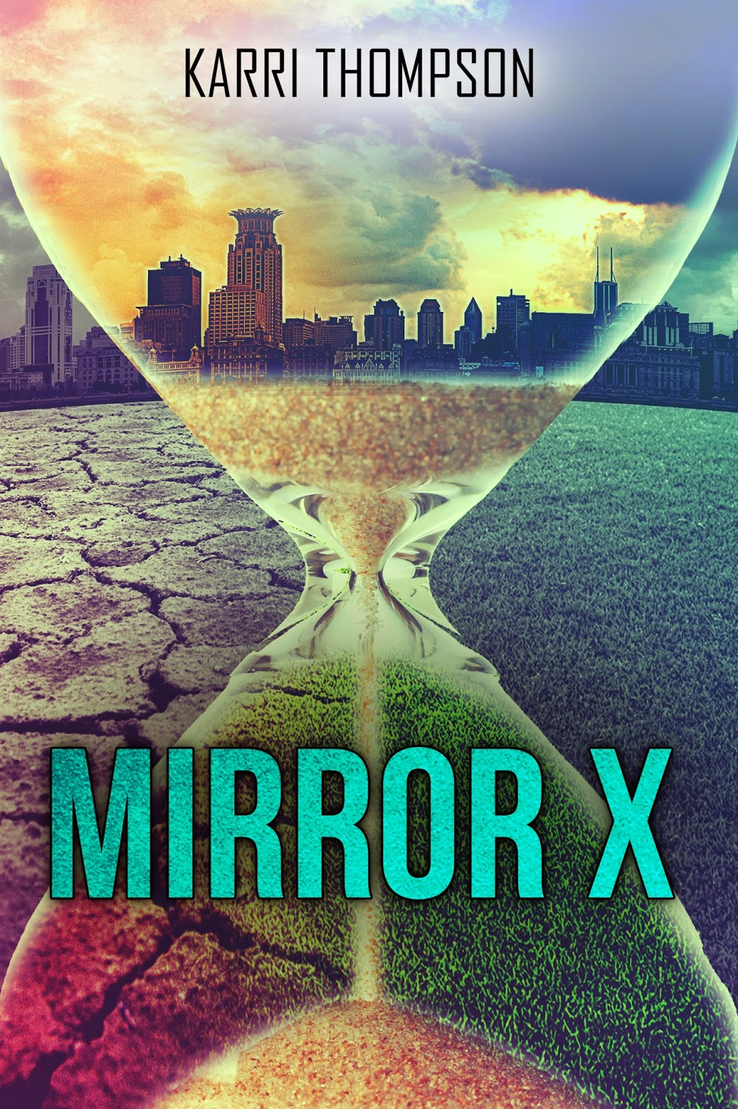MIRROR X Cover Reveal with Giveaway!!