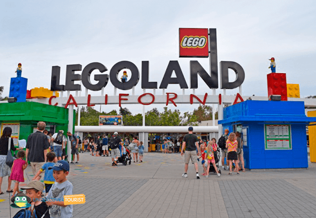 Legoland California es un parque diseñado para los más pequeños.