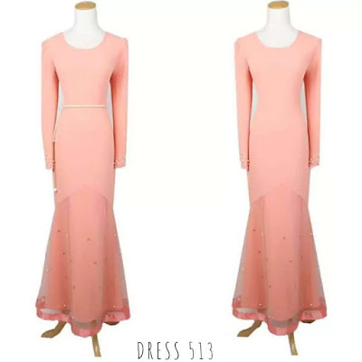Borong Dress Ameera, borong dress 513, borong Dress Ameera murah, borong dress 513 murah, stokis dress murah,