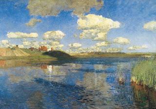 Lago - Isaac Levitan (Rusia)