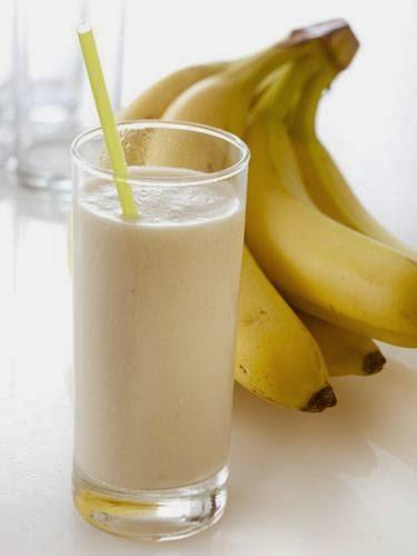 Dieta de la banana y leche descremada