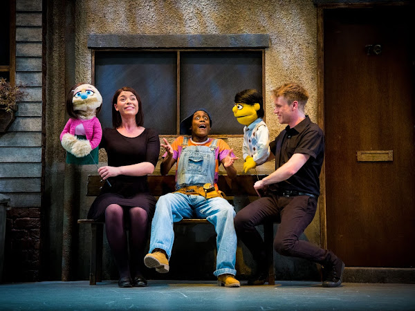 Avenue Q (UK Tour), New Wimbledon Theatre | Review