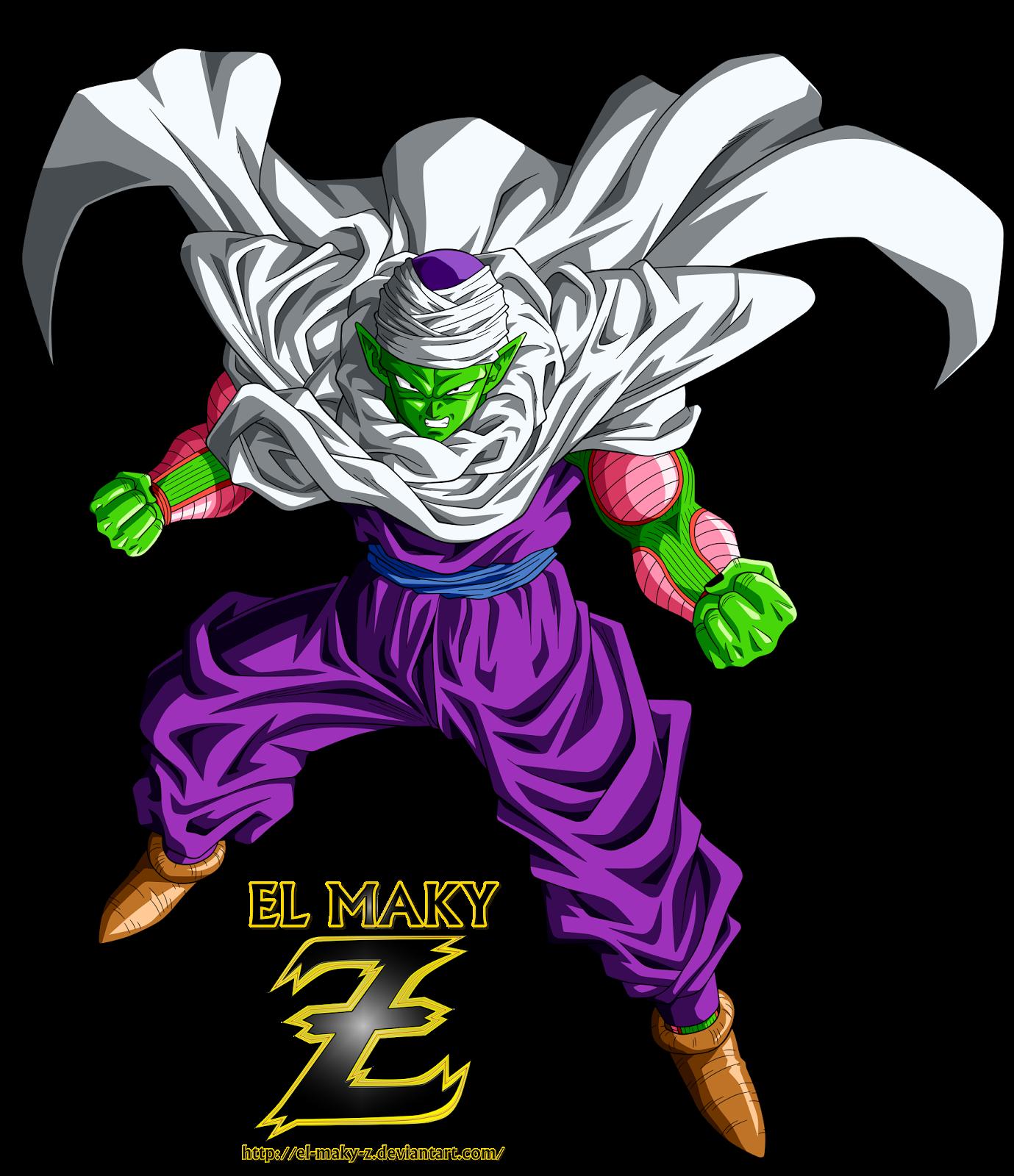 Maky Z Blog: (Card) Piccolo (Dragon Ball Z)