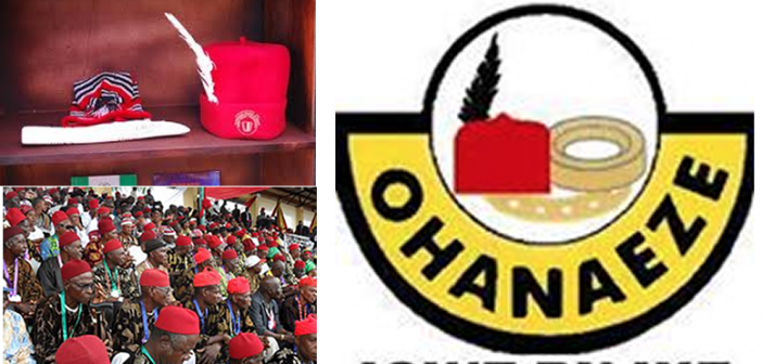 Image result for Pictures of Ohanaeze ndigbo