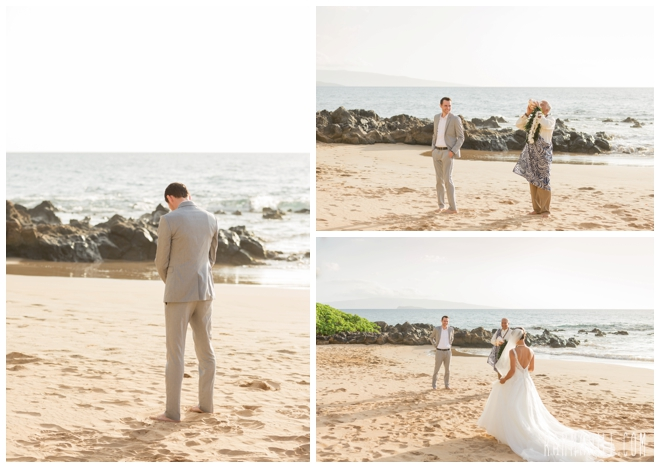 Wailea Sunset Elopements