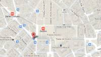 Edifici 3D e grafica in rilievo in Google Maps