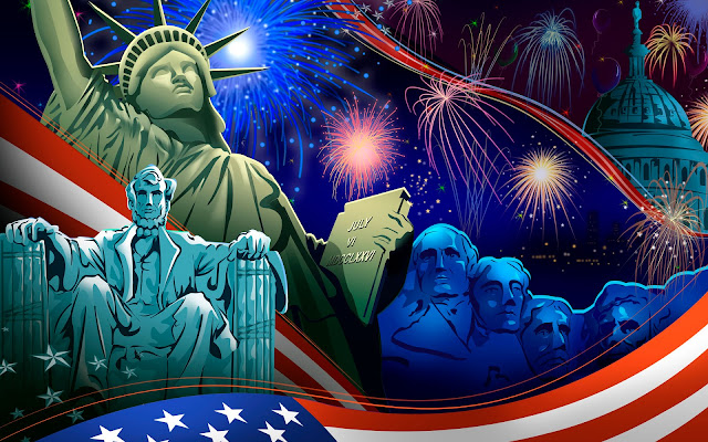 Independence Day USA,Events Schedule 1st to 4th of July,Happy Independence Day USA