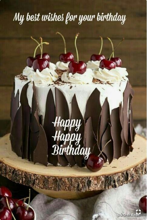 Ucapan Ulang Tahun Di Kue Tart Berbagai Kue
