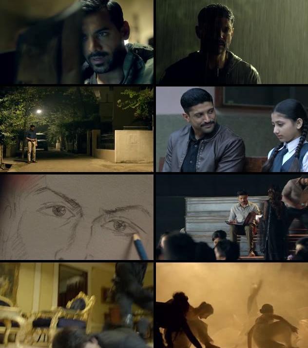 Wazir 2016 Hindi 720p DVDRip