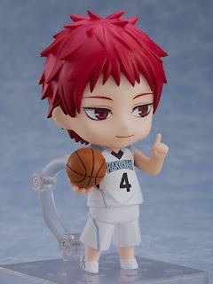 "Figuras: Nuevo nendoroid especial de Seijuro Akashi de ""Kuroko no basket"" - Good Smile Company"