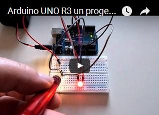 Arduino UNO R3 un progetto sensibile alla luce ... rilassante