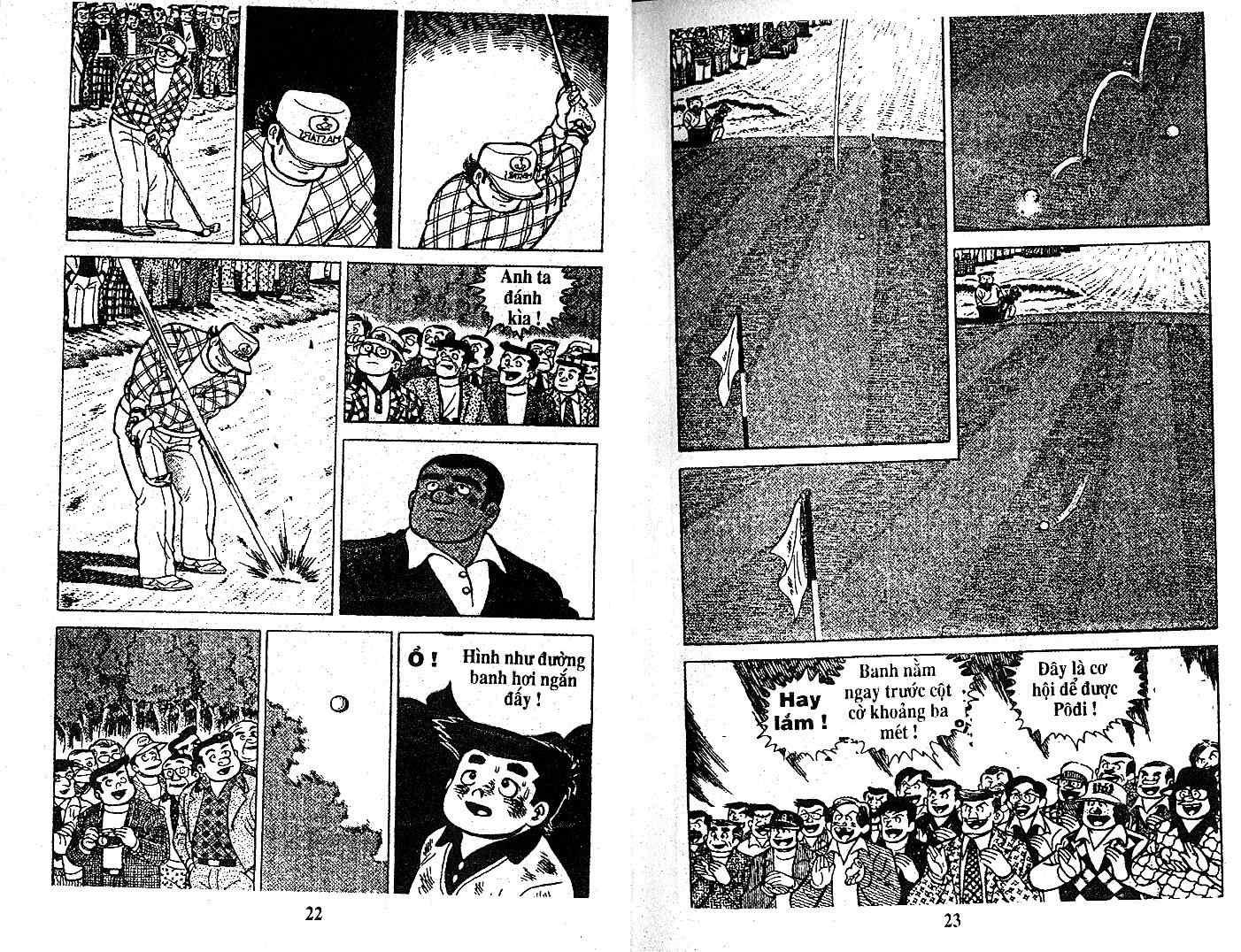 Ashita Tenki ni Naare chapter 20 trang 10