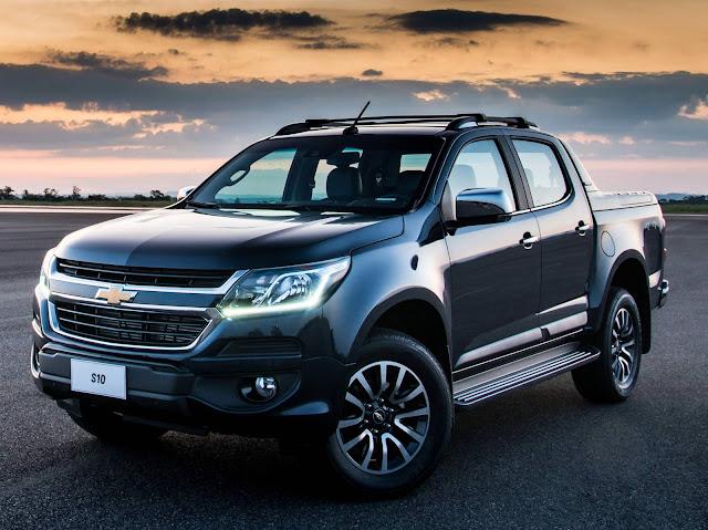 Novo Chevrolet S-10