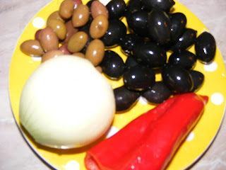 ingrediente salata orientala, cum se prepara salata orientala, cum facem salata orientala,