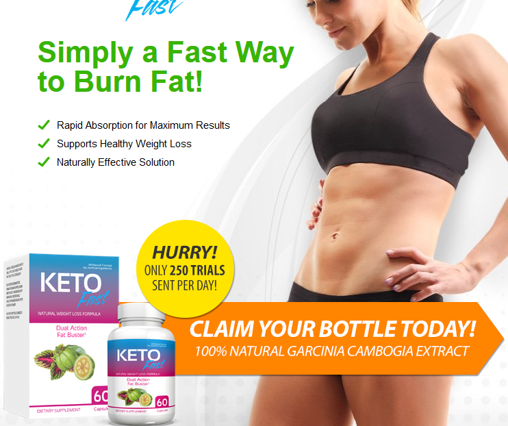 KetoFast Simply a Fast Way to Burn Fat!