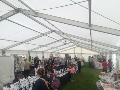 Craft fair in Cornwall