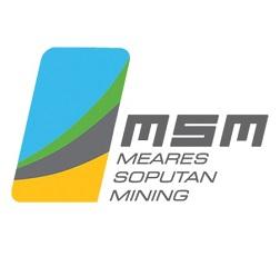 Logo PT Meares Soputan Mining