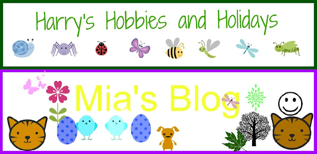 Children blog headers