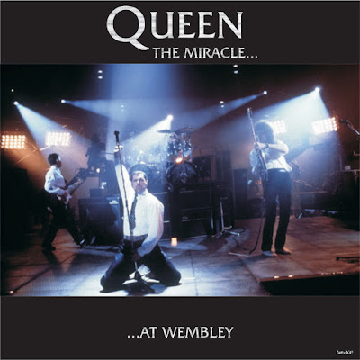 Queen - The Miracle At Wembley (By PiotreQ)