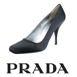 Princess Mary's Style : Alma e Coracao Earring and PRADA Satin Pumps