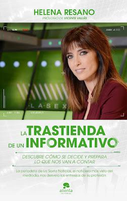 LIBRO - La trastienda de un informativo Helena Resano (Alienta - 24 Mayo 2016) PERIODISMO | Edición papel & digital ebook kindle Comprar en Amazon España