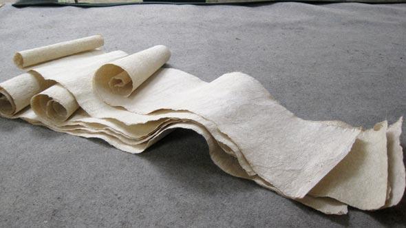pakaian dari kulit kayu marketer kuliner