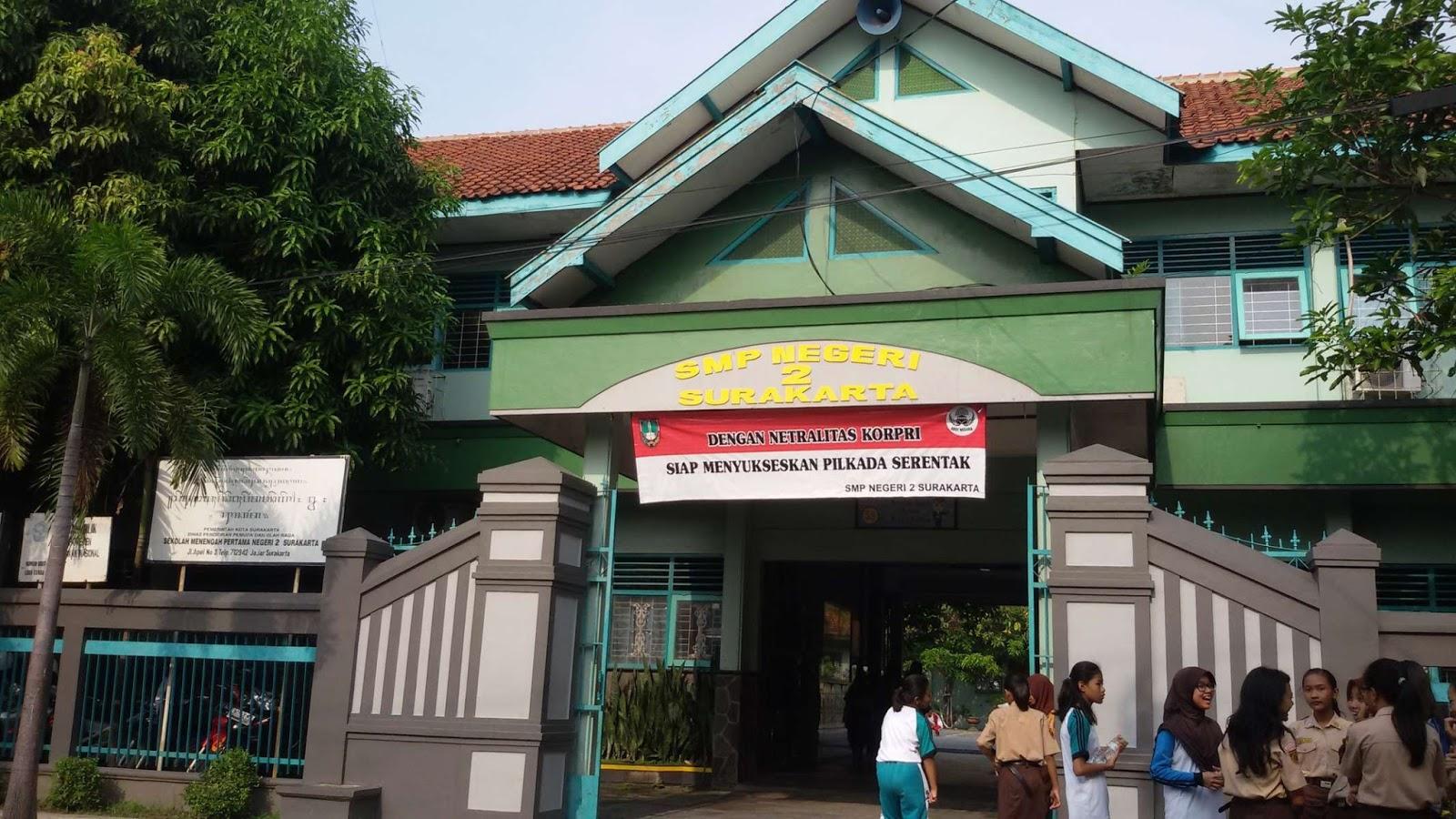 In House Training IHT Kurikulum 2013 SMP N 2 Surakarta