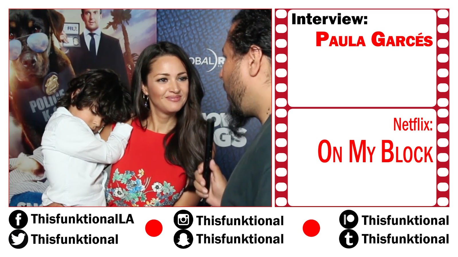 Thisfunktional Talks With Paula Garces On My Block Viplatino
