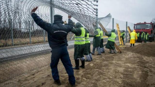 [Κόσμος]Η Ουγγαρία θα προχωρήσει στην κράτηση όλων των προσφύγων